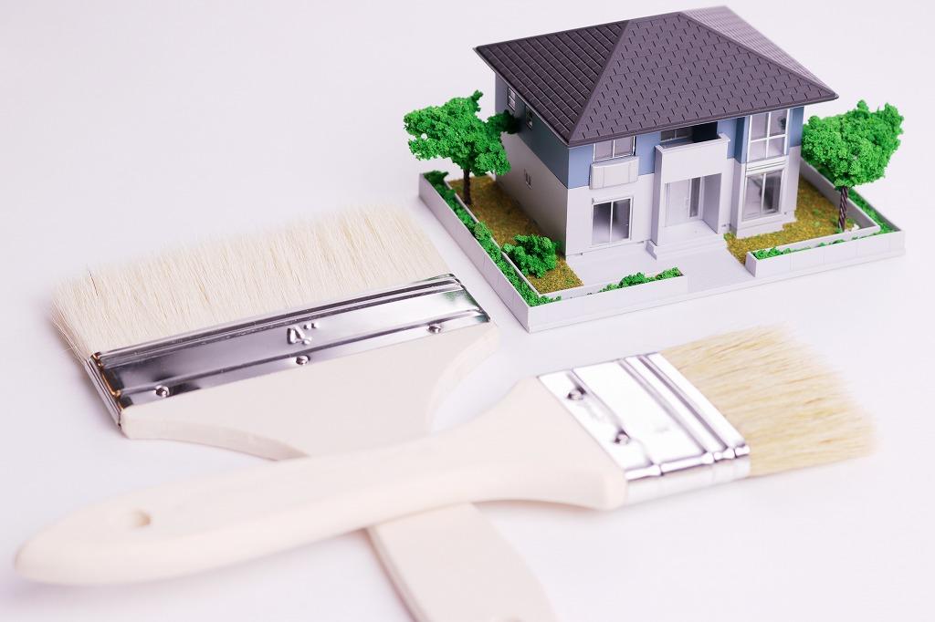 外壁塗装で家を長持ちさせる!塗装の必要性とは?